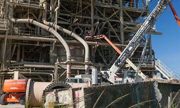 phosphate fertilizer industry mid-state