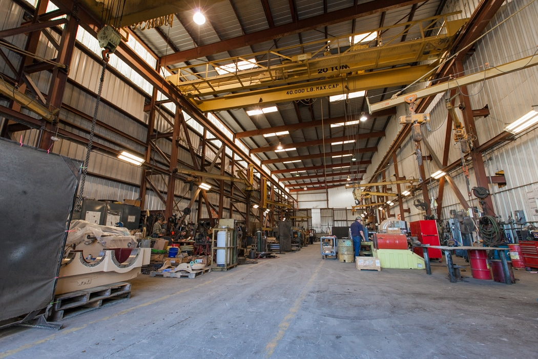 mid-state industrial mechanical facility