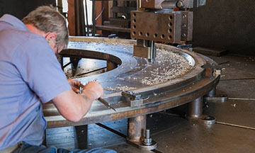 mid-state industrial machining