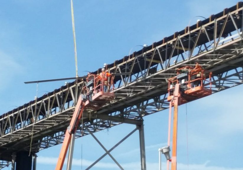 east and west trestle project in four corners florida