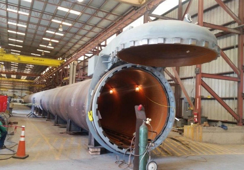 cement manufacturing autoclave fabrication installation project in peru il
